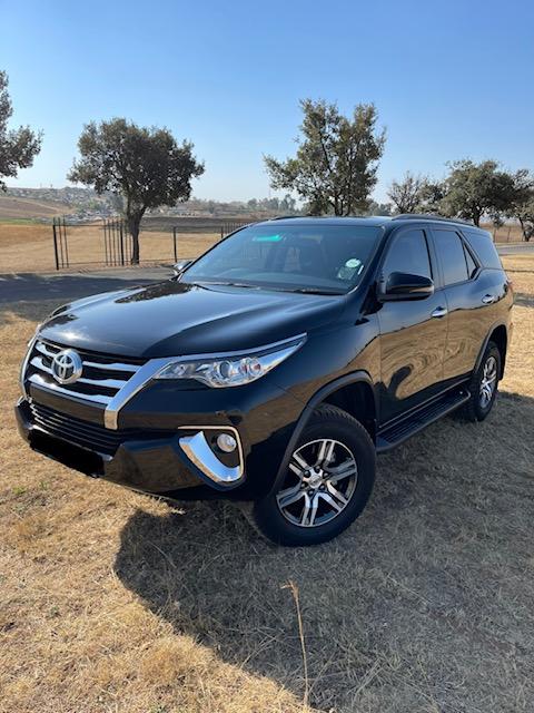 Toyota Foruner