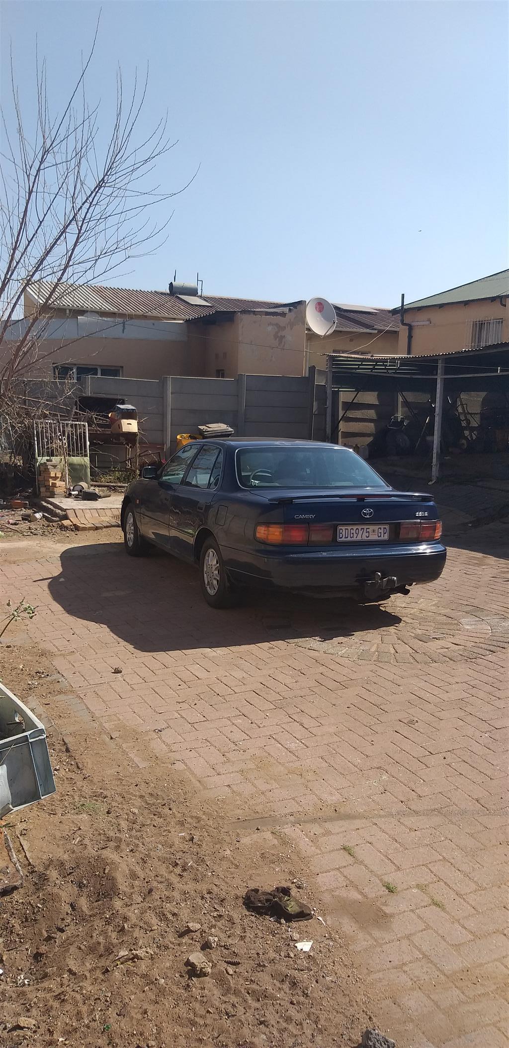 1997 Toyota Camry 2.4 GLi