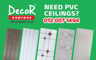 Home Decor , Interior decorations , PVC ceilings, steel doors , Lighting , Fans , Flooring , Furniture