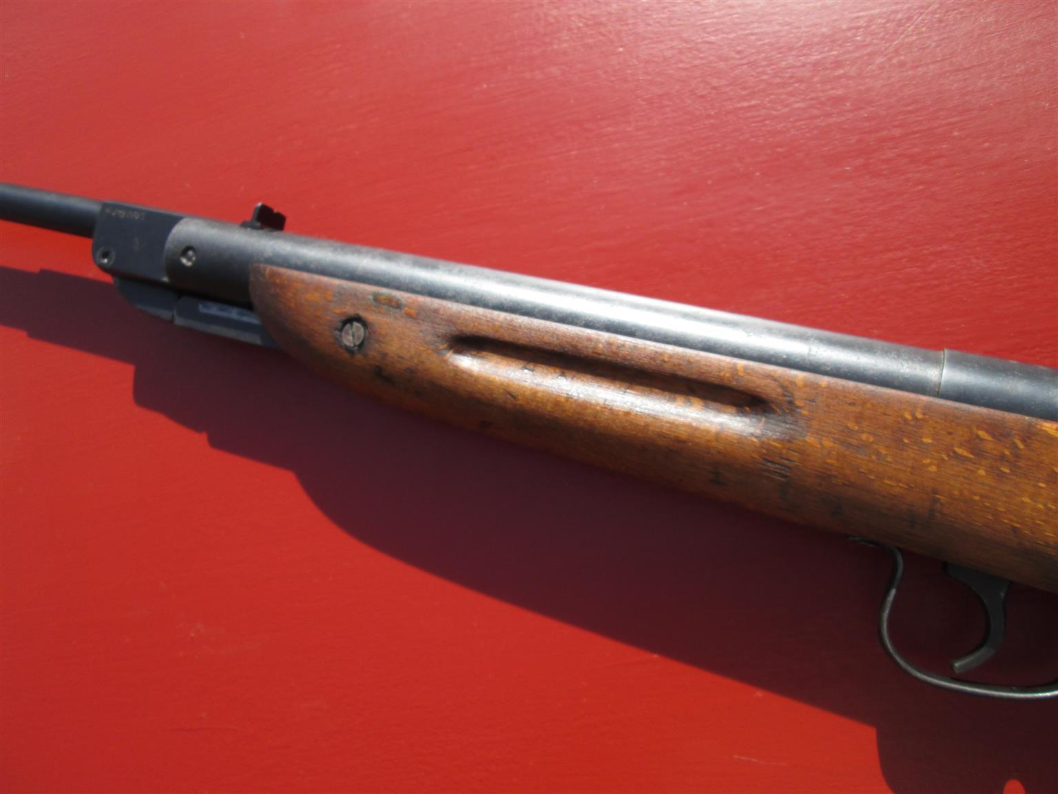 FALKE Mod. 70 (Germany), very rare: air-gun, air-rifle, windbuks, vintage, collectable, fully functional (Gecado, Diana, BSA, Telly, Wishco Erlangen, Webley also available and listed)