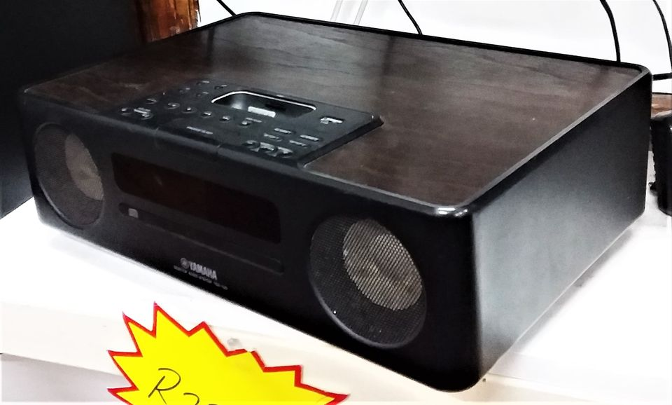 Yamaha Desktop Audio Sound System