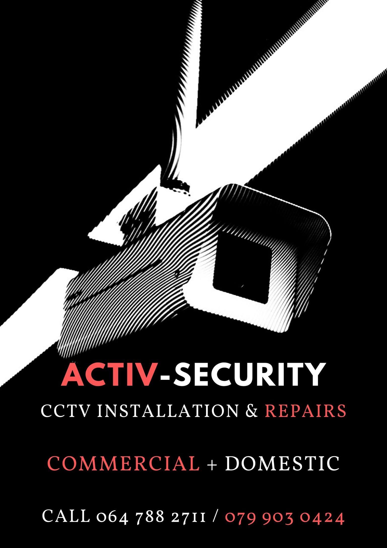 CCTV Installation & Maintenance Call 064 788 2711
