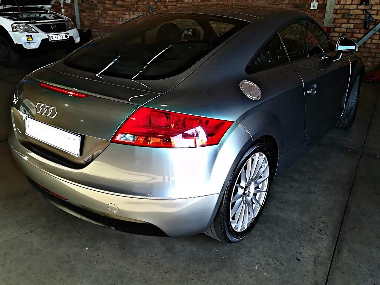 Audi TT Coupe TT RS QUATTRO COUPE STRONIC Junk Mail - Audi tt coupe