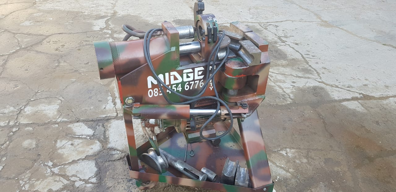 Portable Hydraulic Pipe bending and Flare machine
