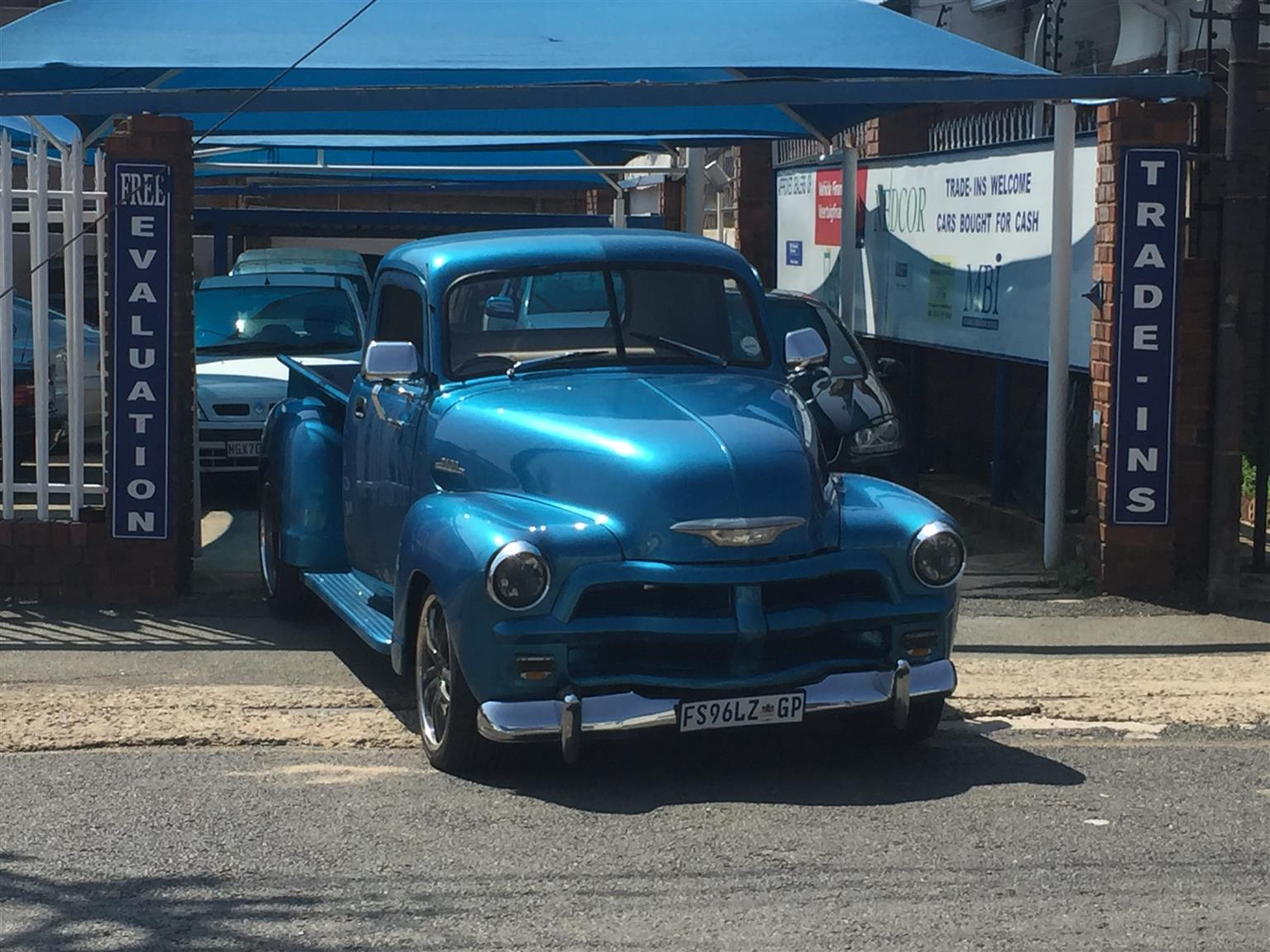 1954 Classic Cars Chevrolet