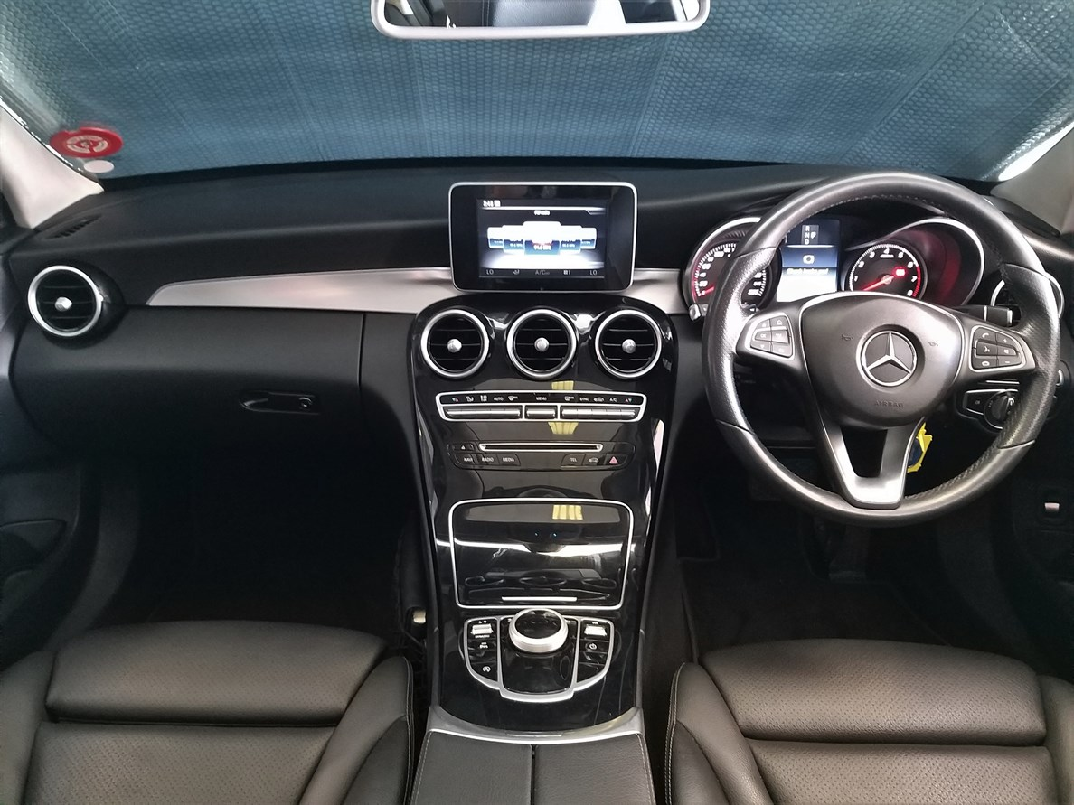 2017 Mercedes Benz C-Class sedan C180 AVANTGARDE A/T