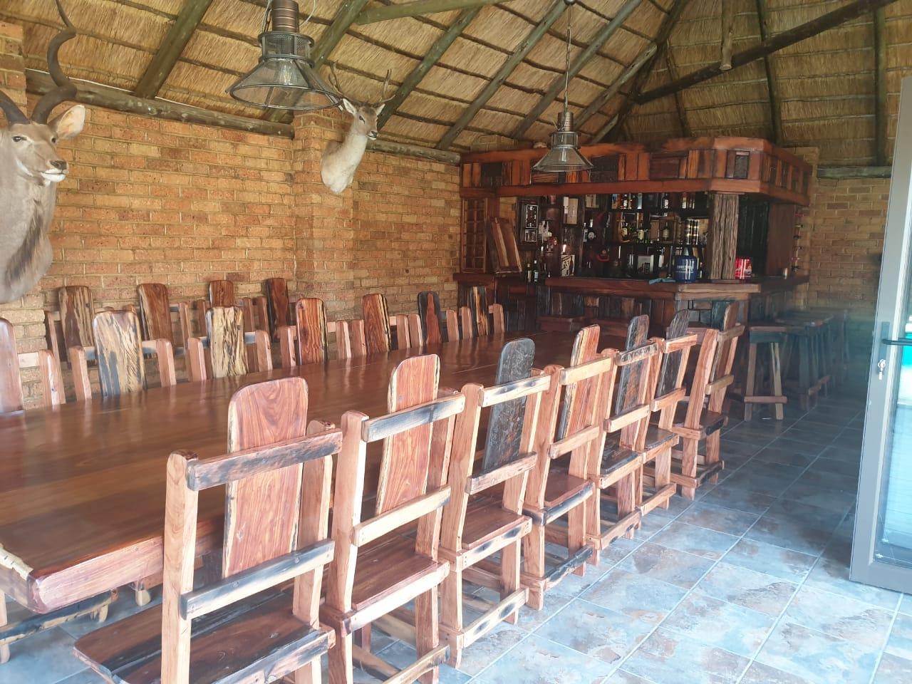Lodge diningroom furniture