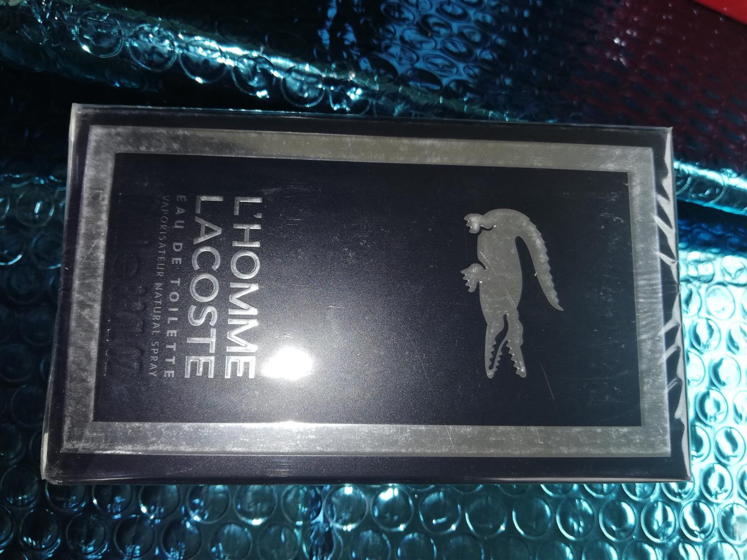 Ladies and men fragrances