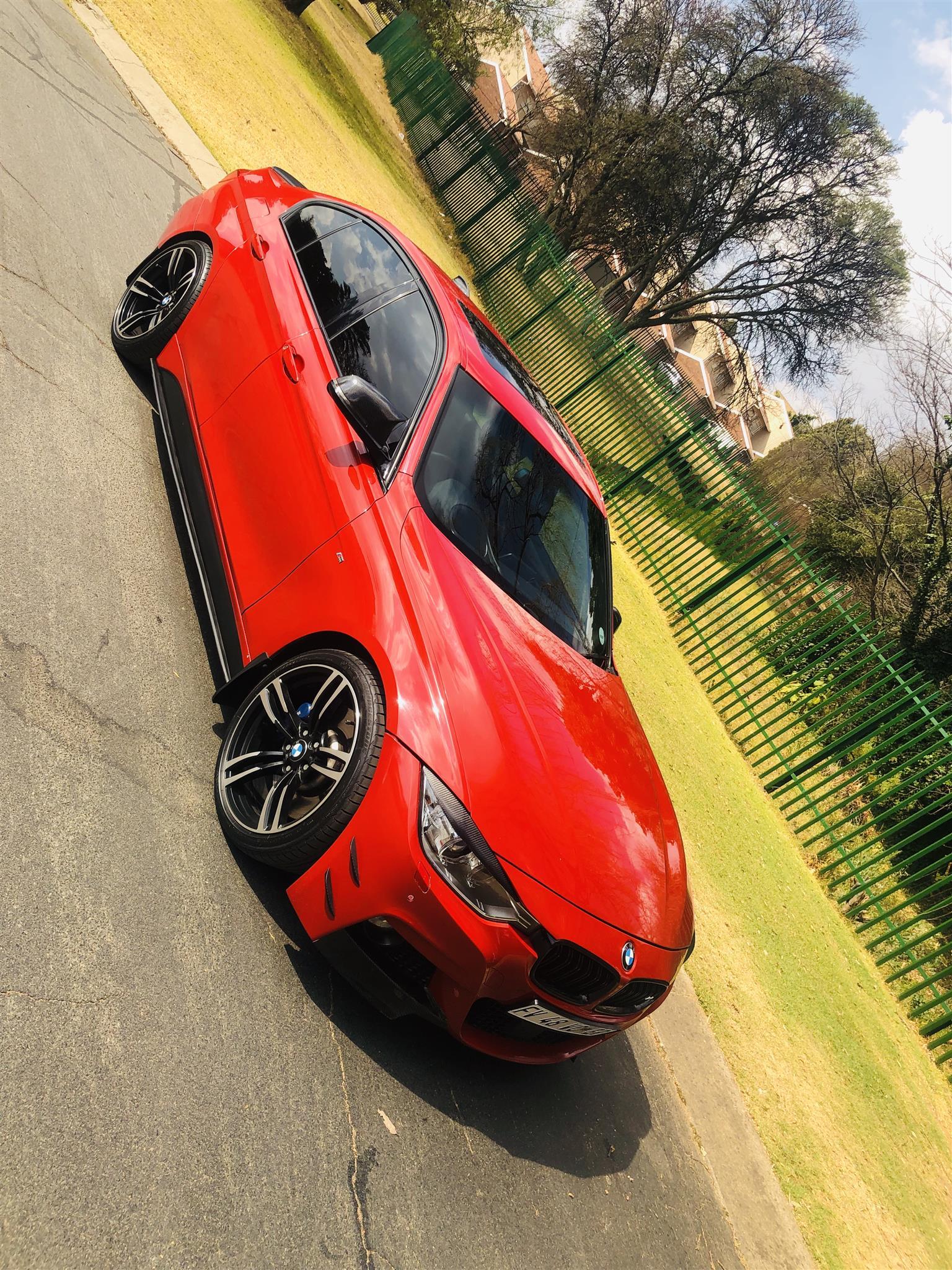2014 BMW 3 Series 335i M Performance Edition