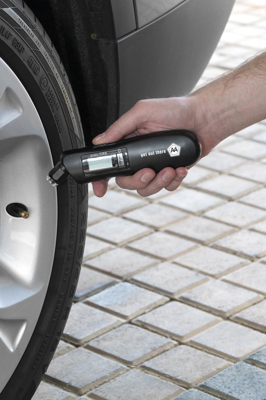 Stac 3-In-1 Tyre Gauge