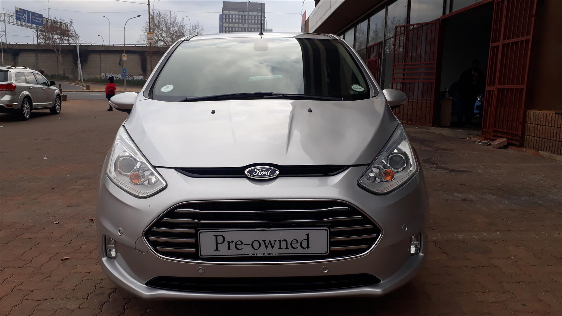 2015 Ford B-Max 1.0T Trend