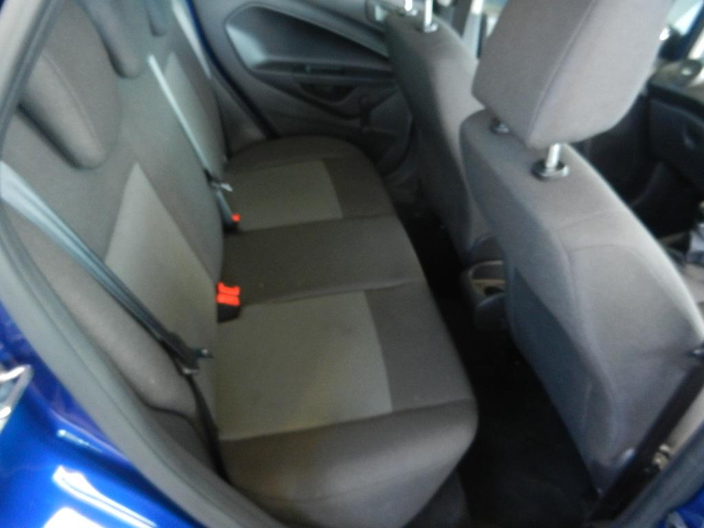 2017 Ford Fiesta 1 4 5 Door Ambiente