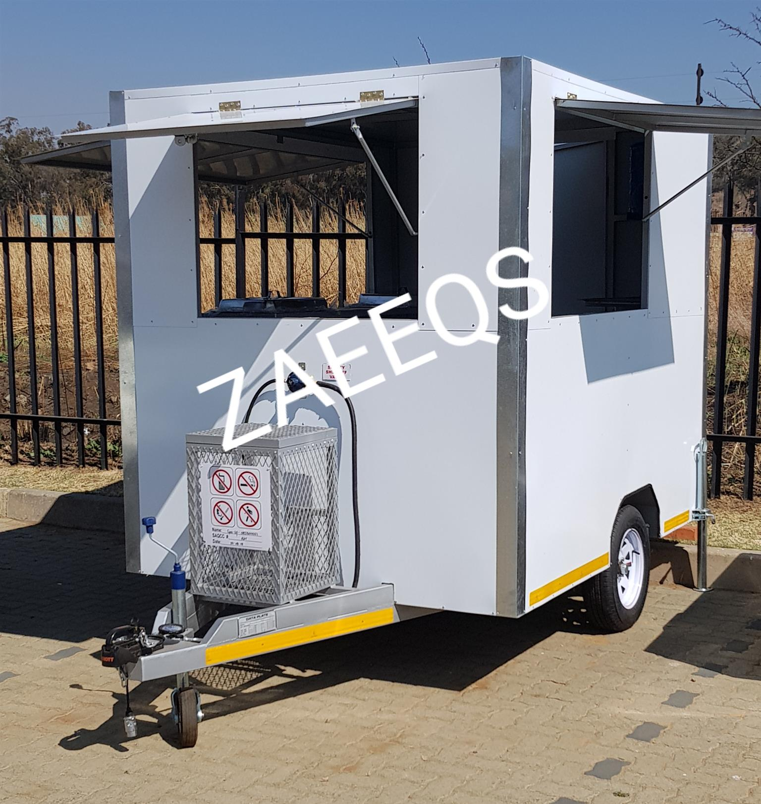 Food Trailers/Mobile Kitchens...Brand New+Fully Equipped!