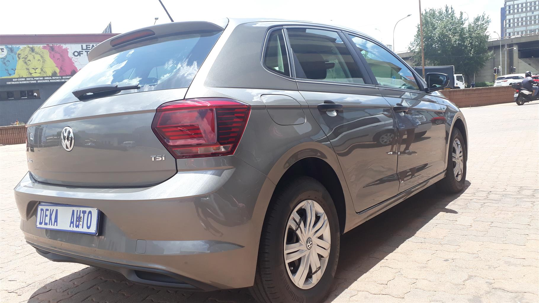 2018 VW Polo 1.2TSI Highline