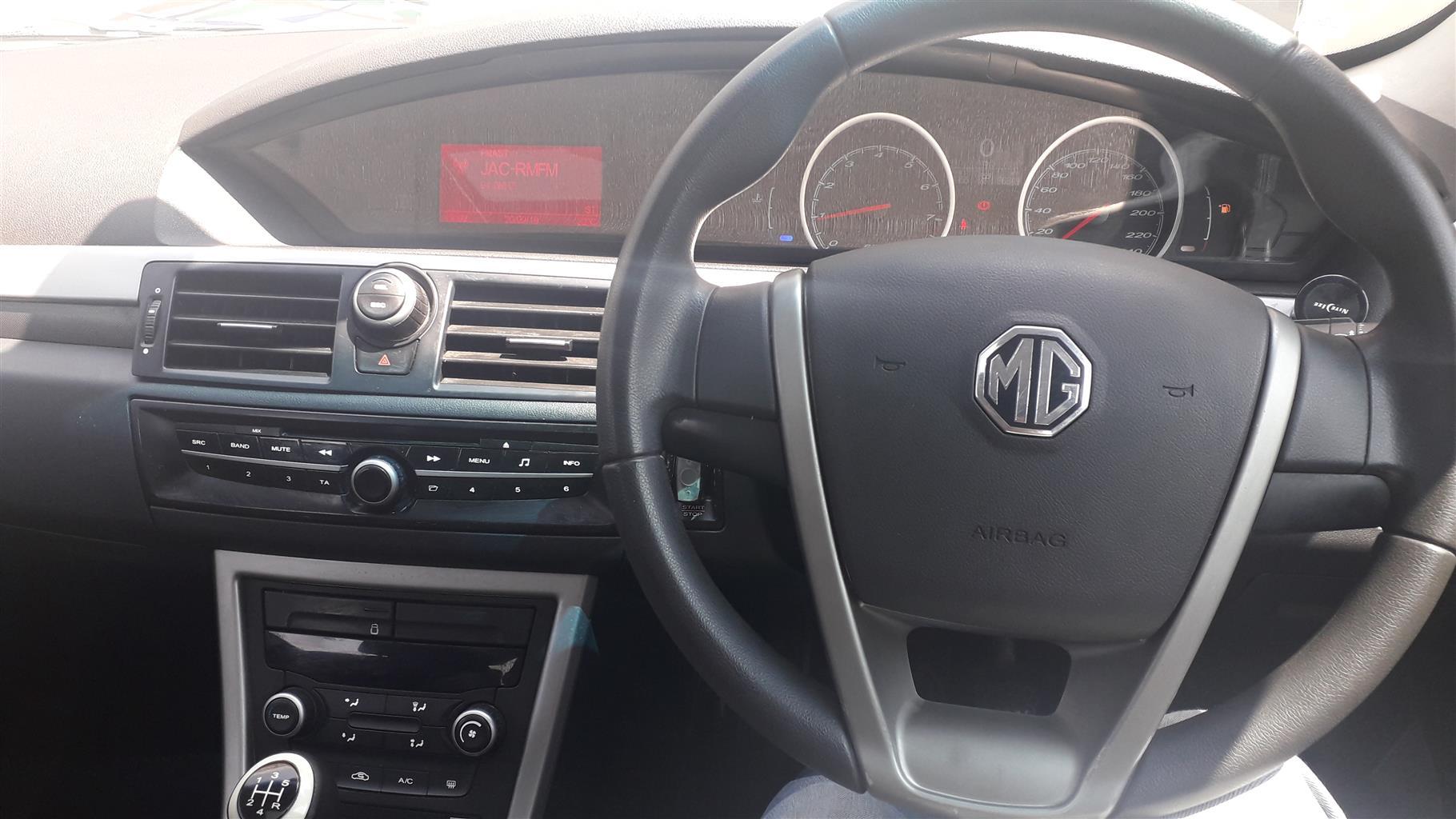 2015 MG MG 6 MG6 fastback 1.8T Comfort