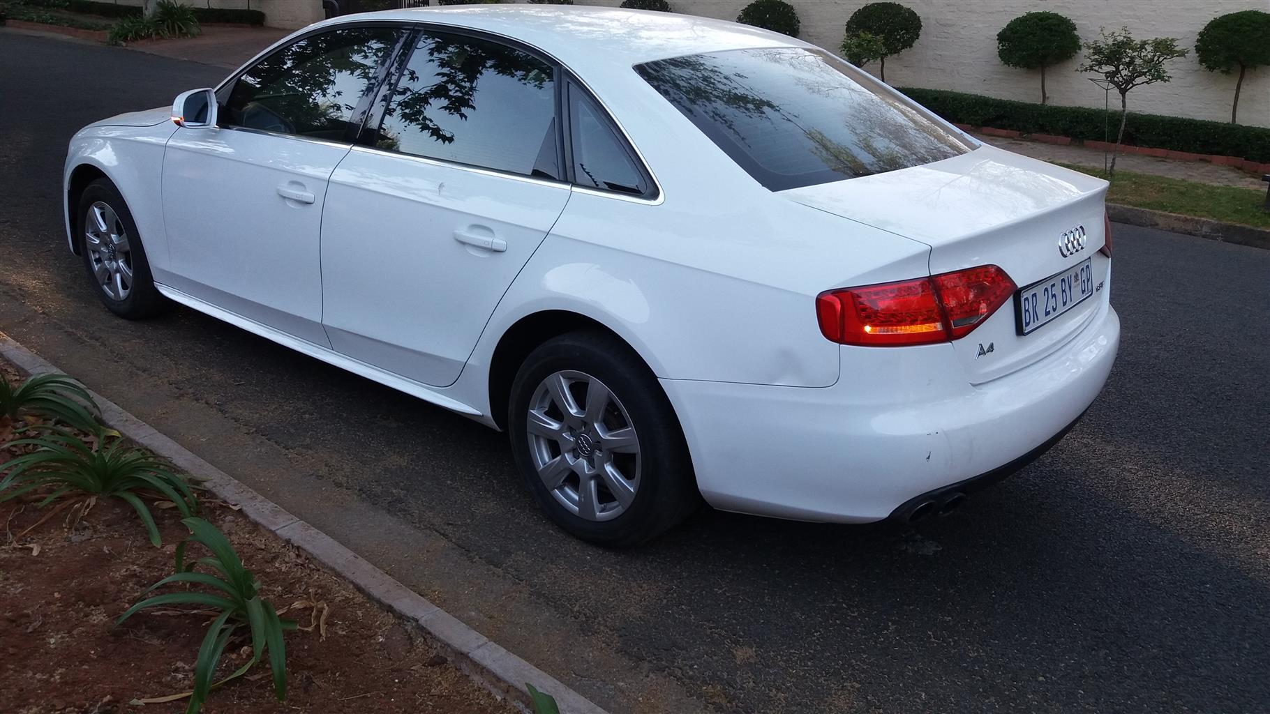 2012 Audi A4 1 8t Ambition Junk Mail