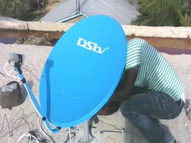 DSTV Installations , Signal Correction Upgrades Relocations and Extra Points