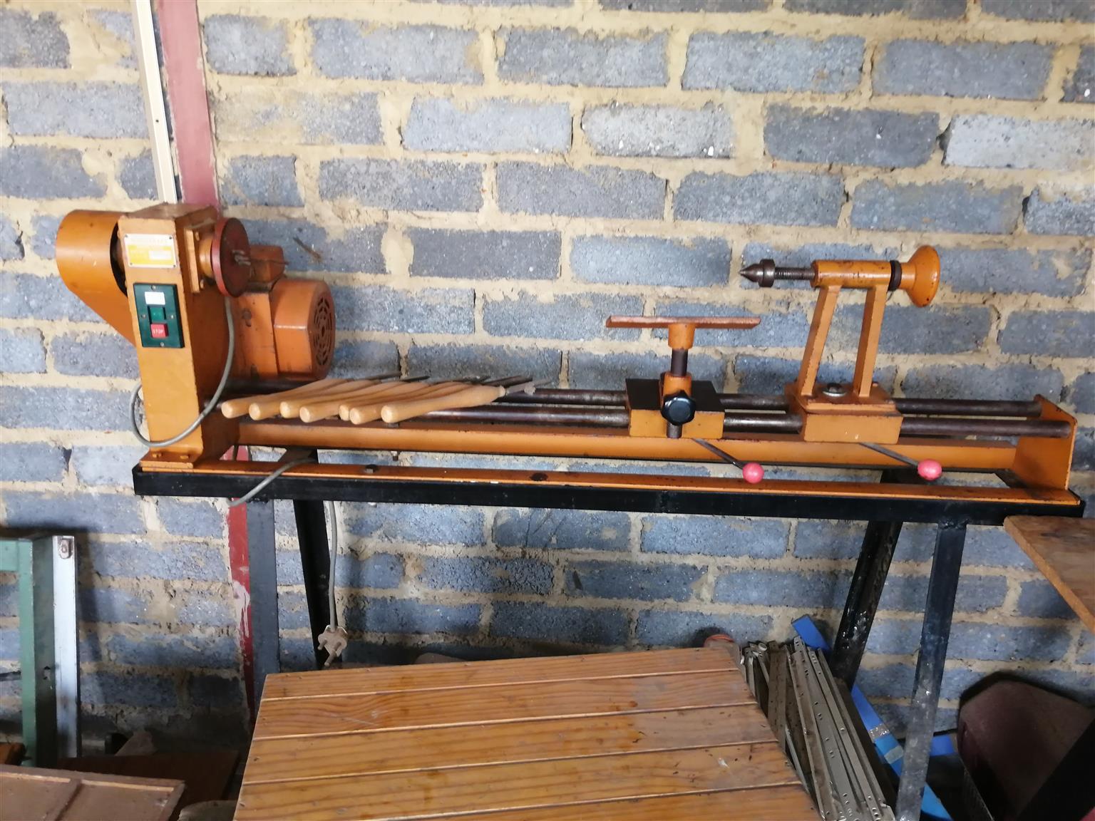 Wood lathe Woodcraft