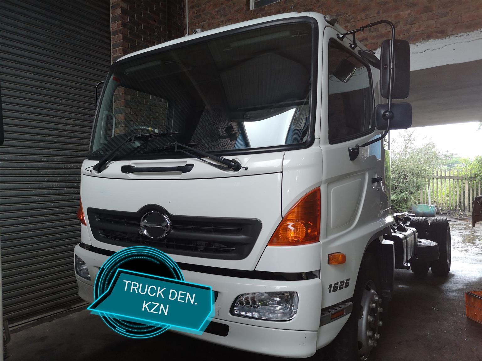 2013 HINO 500 (16/26) TRUCK TRACTOR