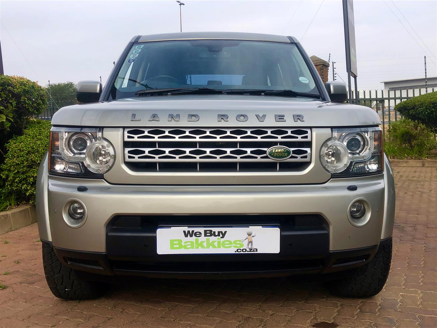 2010 Land Rover Discovery 4 3.0TDV6 SE
