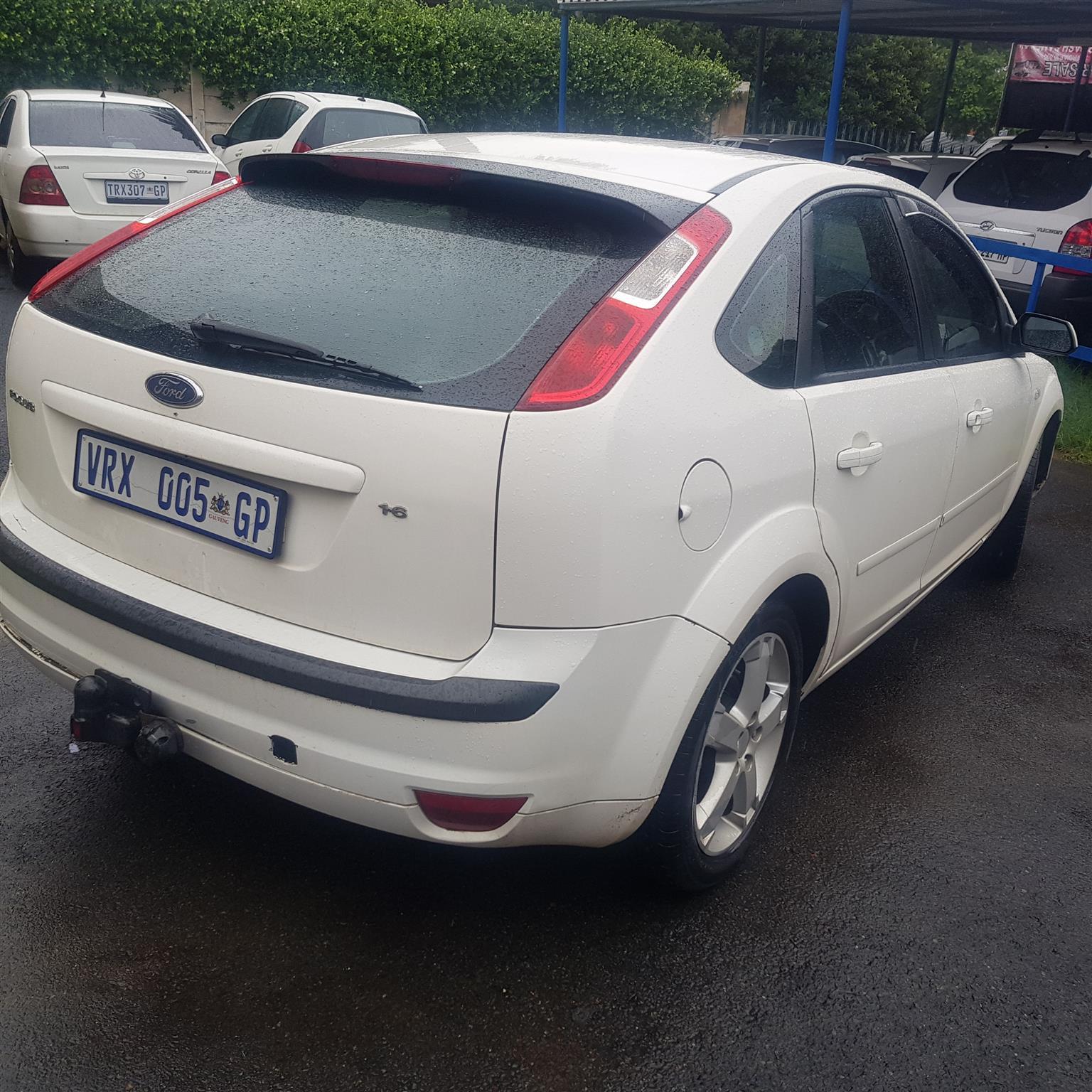 2007 Ford Focus 1.6 5 door Si