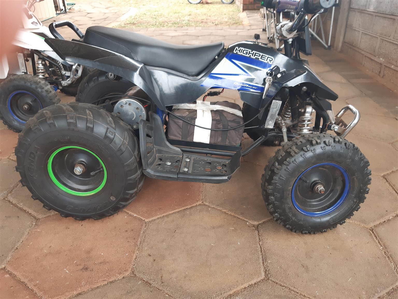 2020 Hunter HTM200ATV