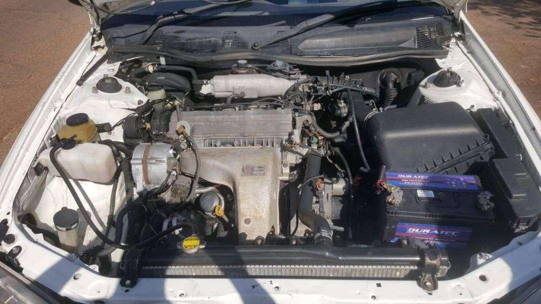 2001 Toyota Camry 2.4 XLi automatic