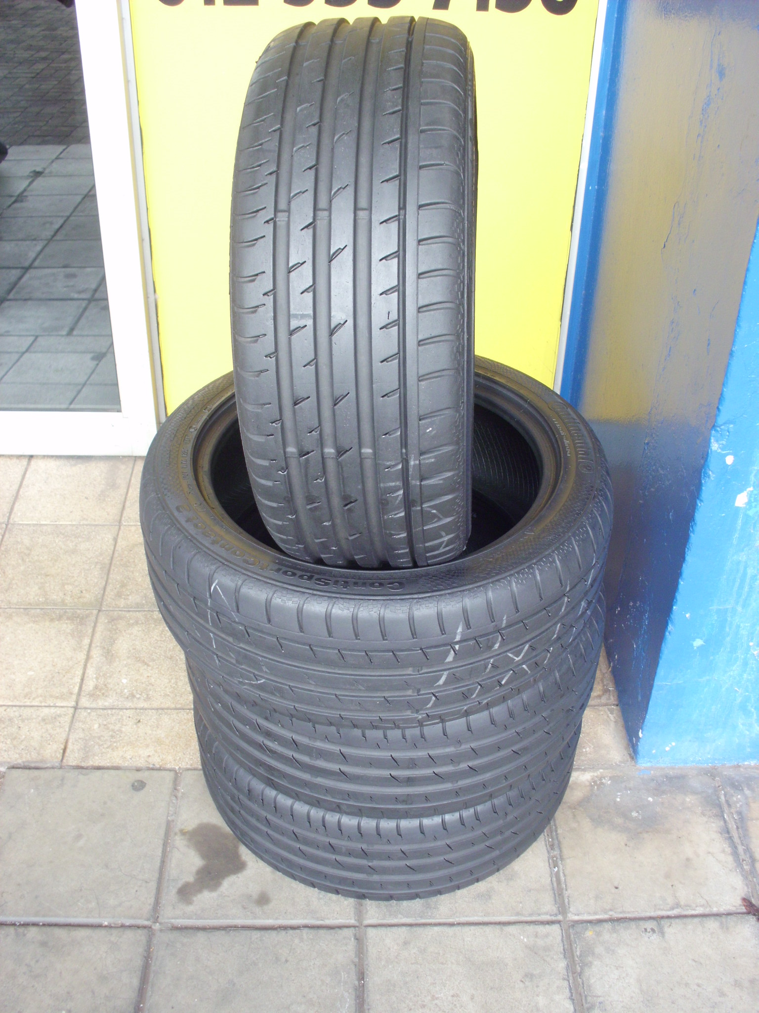 SPECIALS OVER 200  SECONHAND TYRES 60%-80% TREAD