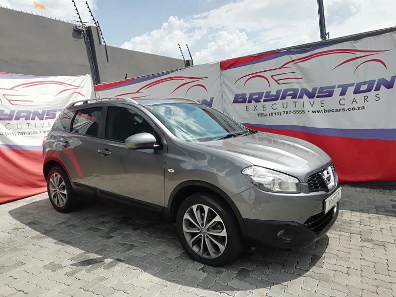 2011 Nissan Qashqai 2.0 Acenta Cvt - R139,900