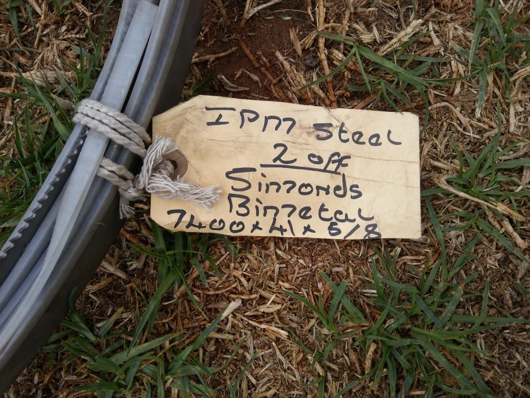 simonds steel band saw blades