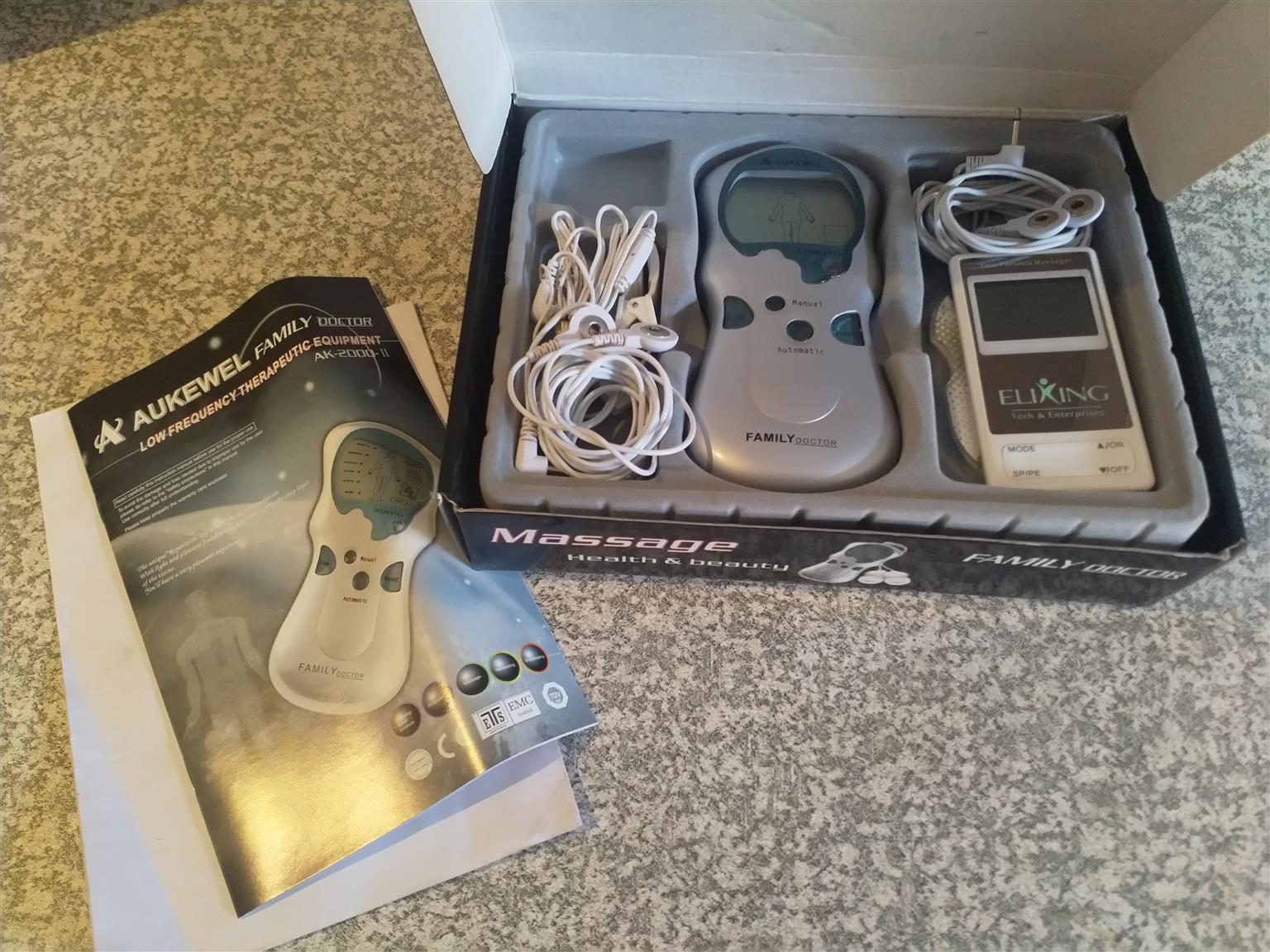 Aukewel Family Doctor - Low Frequency Therapeutic Equipment