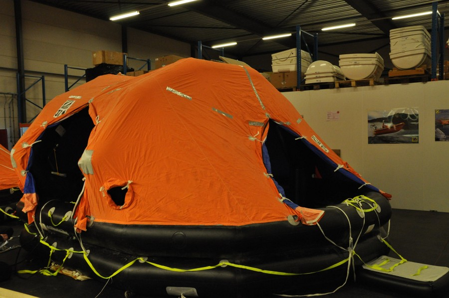 Viking Life-raft (Boat) for sale