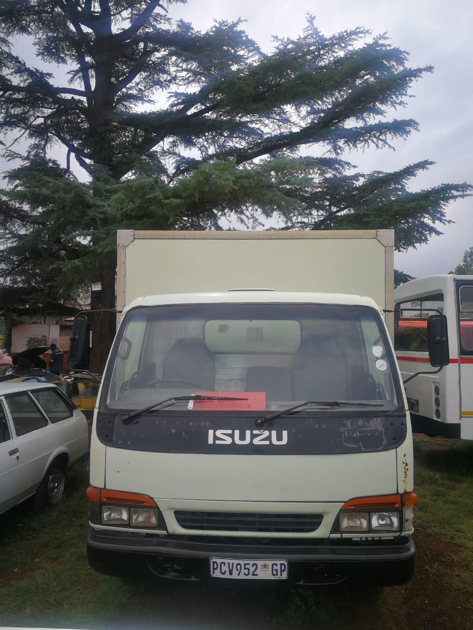 2000 Isuzu