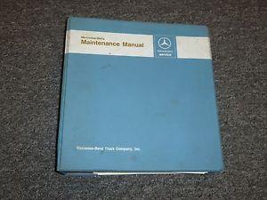 Looking for Mercedes OM355 Workshop manual