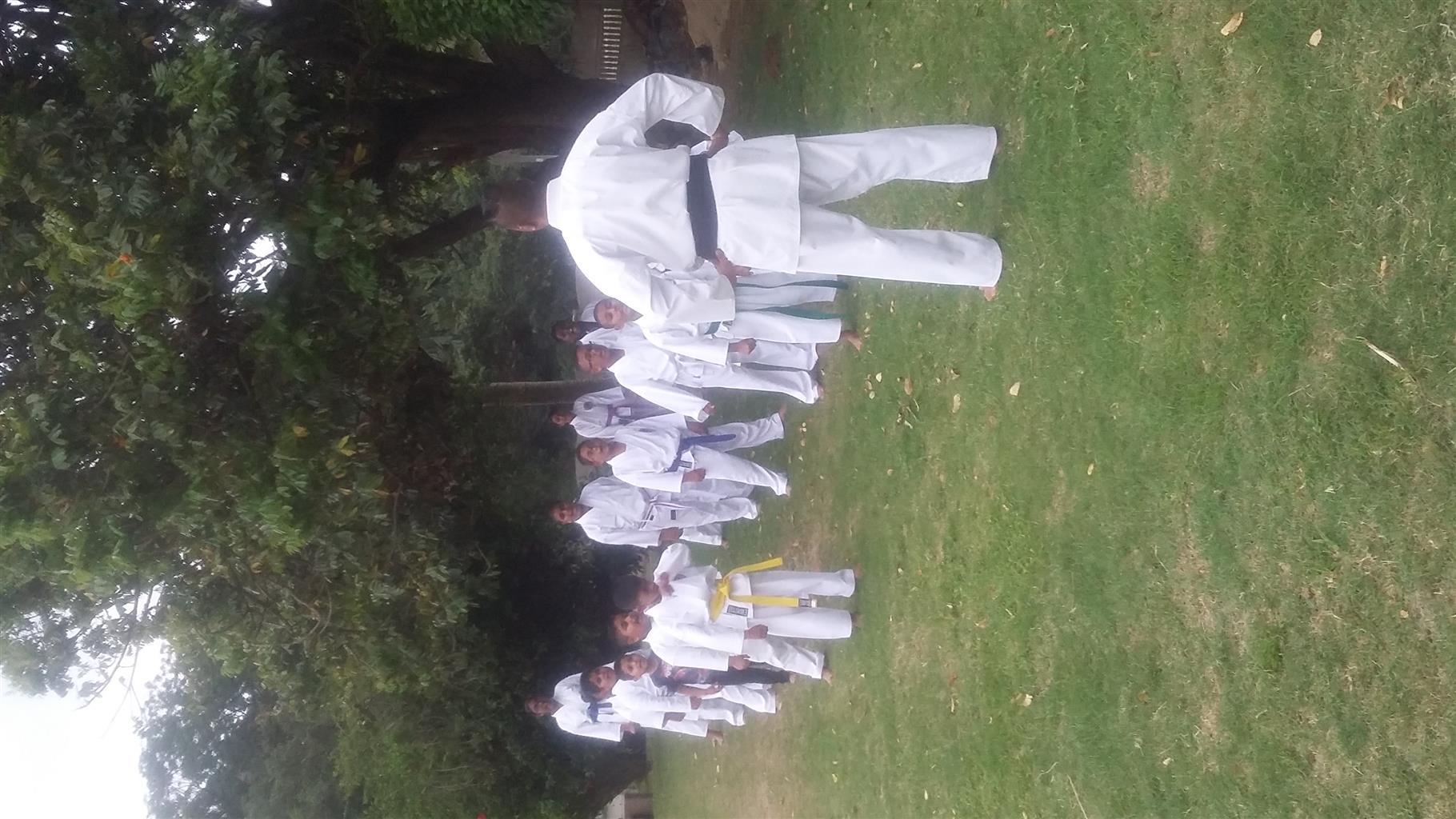 Karate classes in Queensburgh | Junk Mail