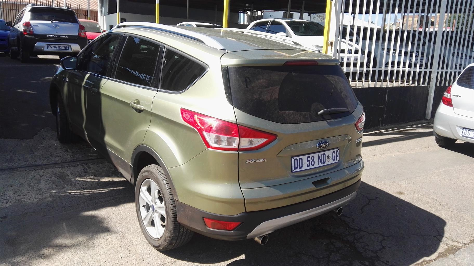 2015 Ford Kuga KUGA 1.5 ECOBOOST AMBIENTE