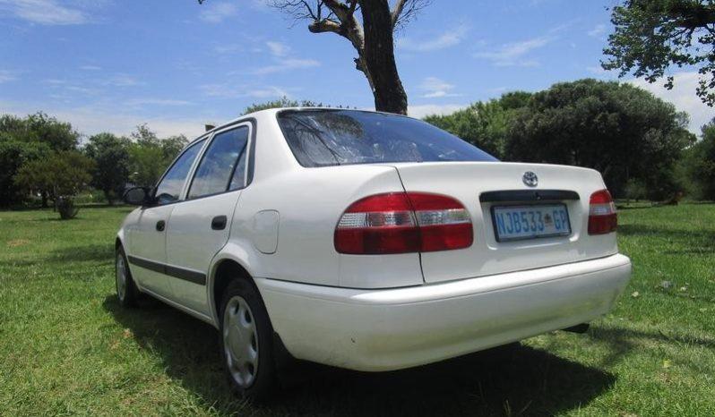 2000 Toyota Corolla 160i GLE