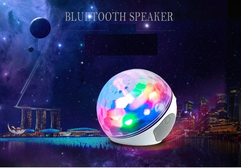 BLUETOOTH COLOR BALL SPEAKER