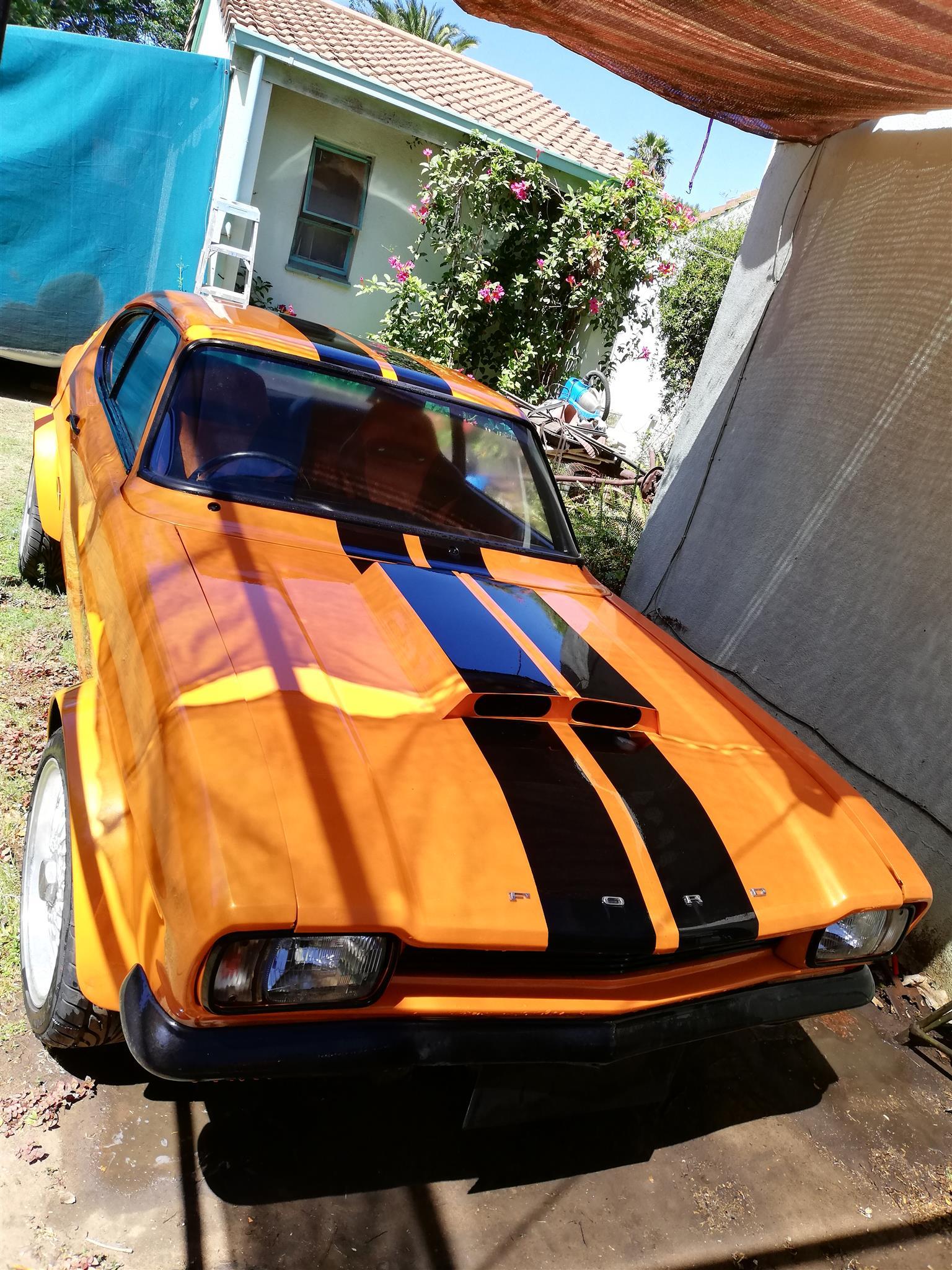 Ford Capri MkI