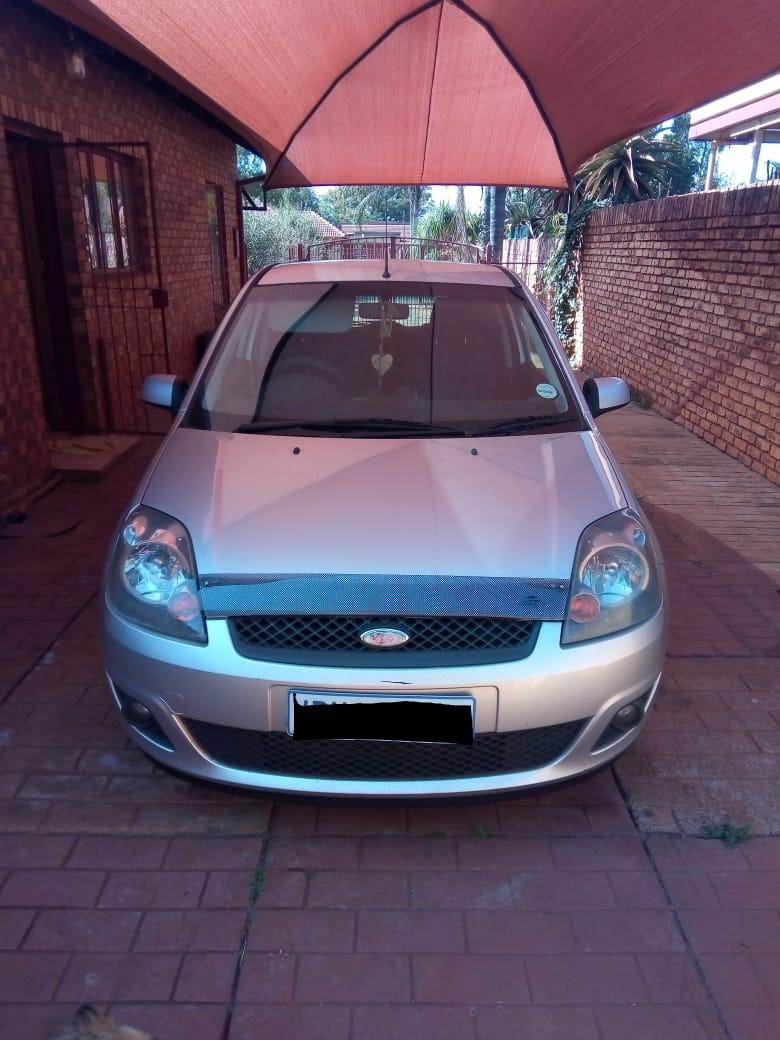 2006 Ford Fiesta 1.6TDCi 3 door Trend Sport pack