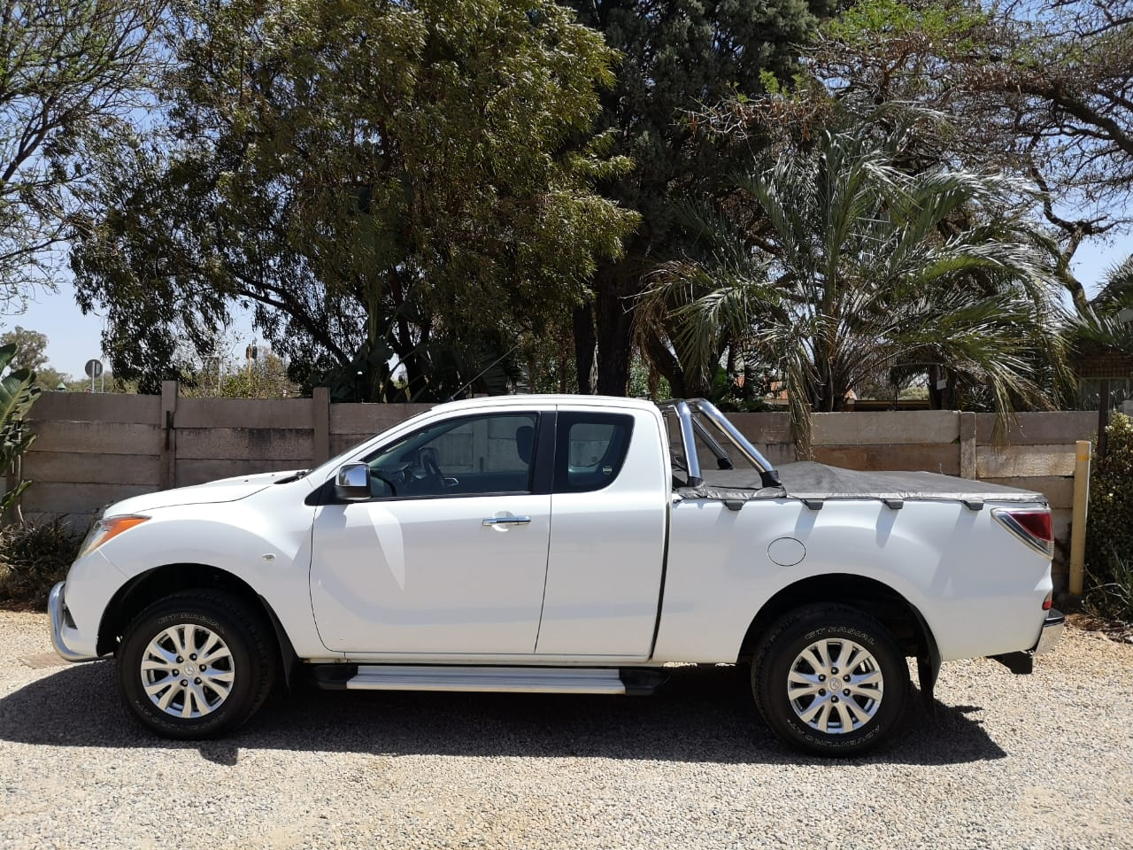 2013 Mazda BT-50 3.2 FreeStyle Cab SLE