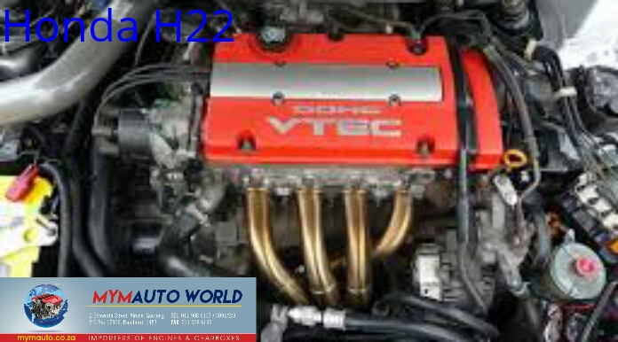 HONDA PRELUDE 2.2L, H22, Complete engines