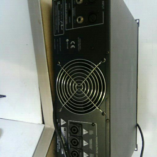 MP 1800 high power professional imported bridgeable amplifier