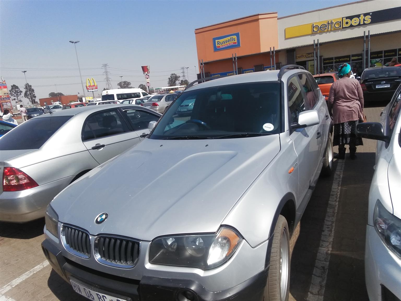2005 BMW X3 xDrive20d xLine