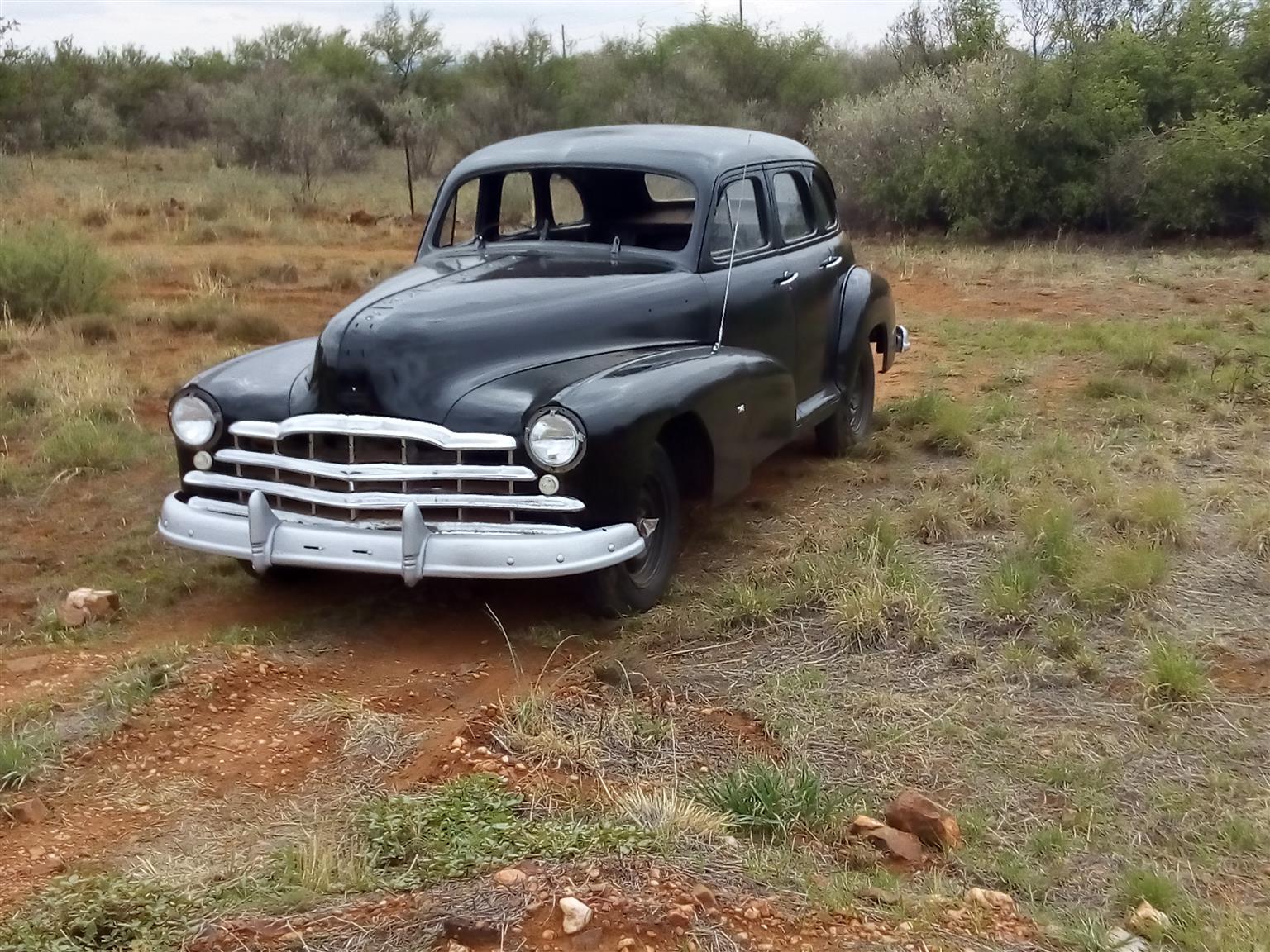 1948 Pontiac Firebird