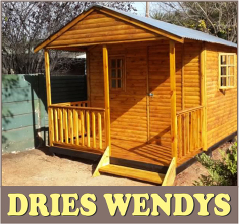 Dries Wendy house, big and small