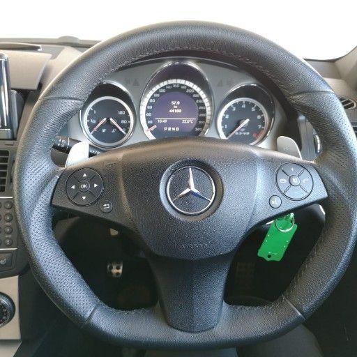 2008 Mercedes Benz C Class C63 AMG