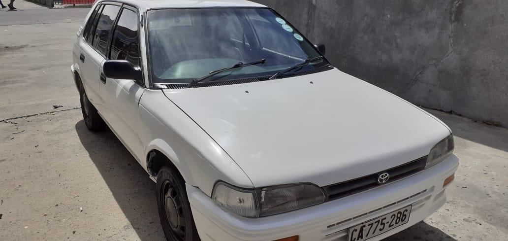 1997 Toyota Conquest