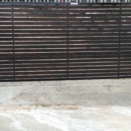 special offers on Sliding driveway Balu wood finish Gates