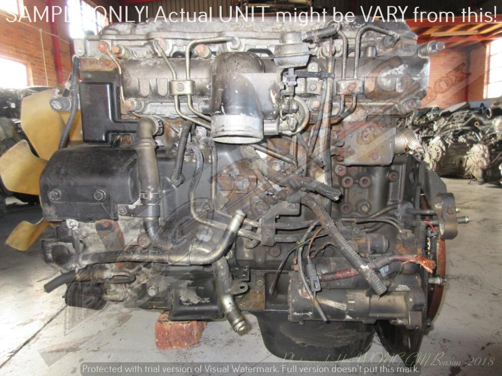 MITSUBISHI FUSO -4M51 5 2L NON-TURBO DIESEL EFI Engine -CANTER